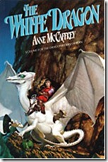 The White Dragon cover