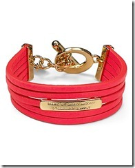 Marc Jacobs Toggle Bracelet
