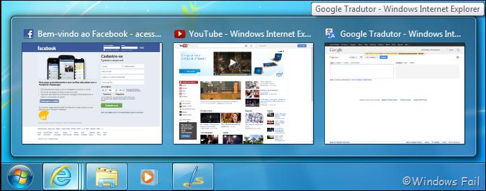 Visualize rapidamente um site aberto no Internet Explorer sem precisar abrir o navegador