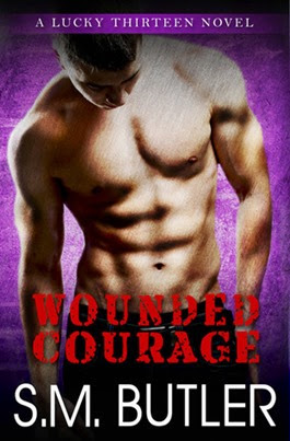 WOUNDED COURAGE_S.M. Butler_cover