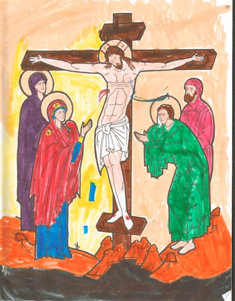 The Crucifixion  Alex
