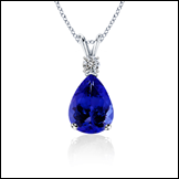 Pear-Tanzanite-and-Diamond-V-Bale-Pendant-SP0169T-WG-AAAA-TA