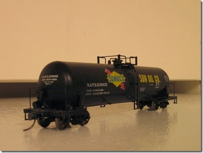 IMG_1120 Sun Oil Company NATX 23662 Tank Car by Model Die Casting
