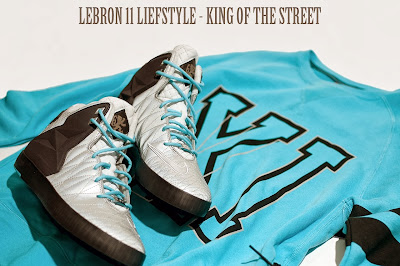 nike lebron 11 nsw sportswear lifestyle silver 4 02 A Look at Nike LeBron XI NSW Lifestyle King of the Streets