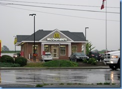 8567 corner East &  West Line and  Niagara Stone Rd - Niagara-on-the-Lake - McDonalds