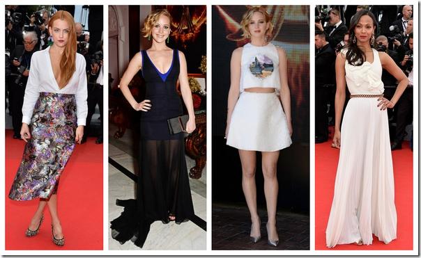 Famosas festival Cannes 2014 10 Jennifer Lawrence