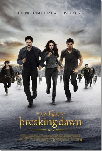 Twilight Breaking Dawn part-2