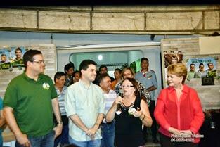 Júlio anuncia chapa de apoio - Foto Kalina Veloso (3)