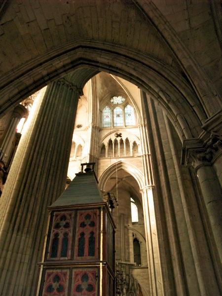 2011 07 25 Voyage France Cathédrale de Bourges