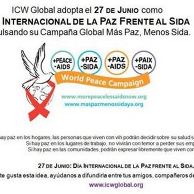 Día Internacional de la Paz frente al Sida