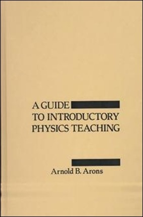a guide to introductory physics teaching