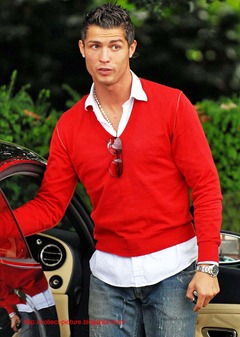 Cristiano Ronaldo Hair Style (2)