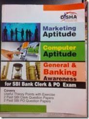 marketing aptitude computer knowledge sbi clerk book