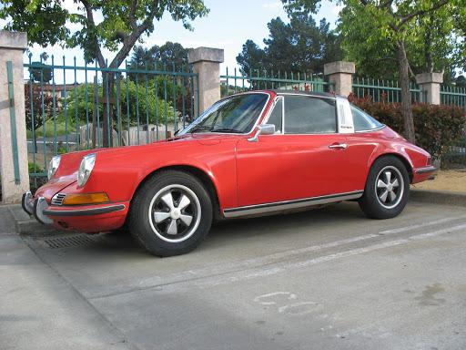 VERKAUFT: 1972 Porsche 911T
