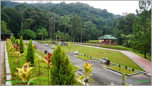 Parit Waterfall Camp