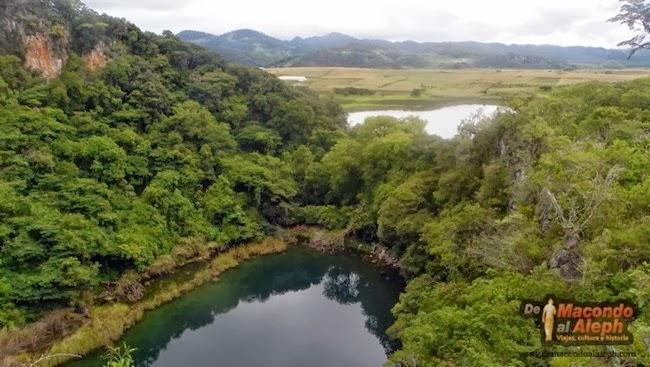 Visitar Chinkultic Chiapas 1