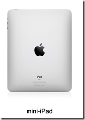 The Ipad Mini of Apple