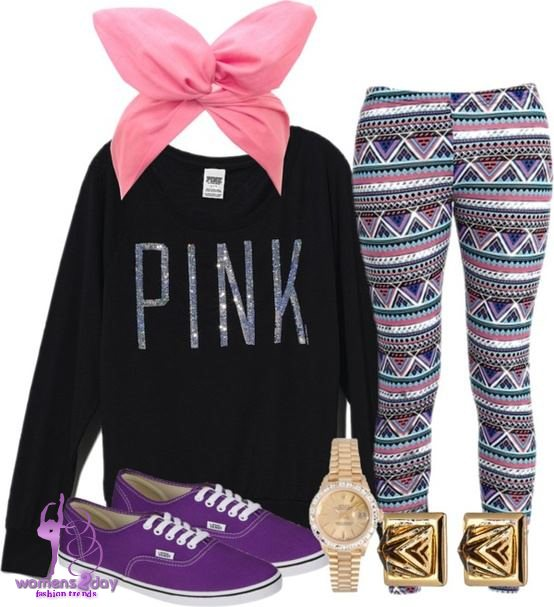: sports outfits 2013 - cute outfit for teen girls - sports outfits