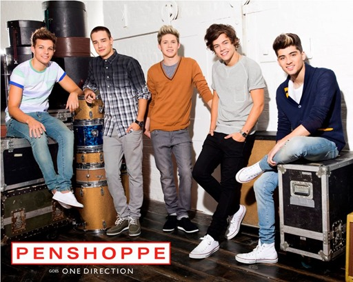 Penshoppe Goes One Direction