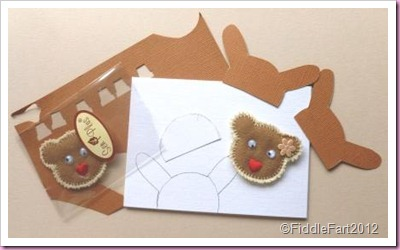 Teddy Bear card