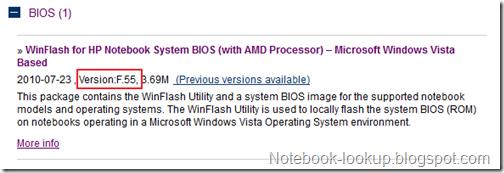 HP DV4-1225DX แก้ปัญหาเปิดไม่ขึ้นภาพ ไฟกระพริบ 1 ครั้ง ด้วยการ Flash BIOS