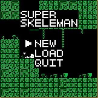 Super Skelemanタイトル