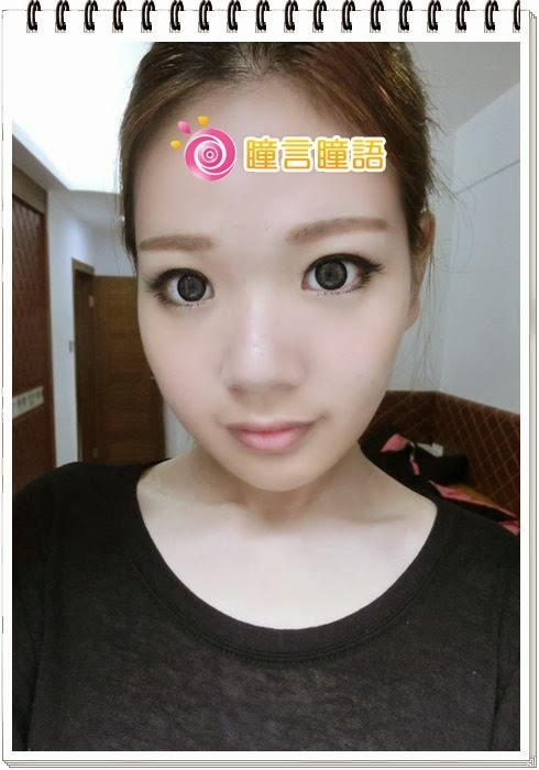 韓國NEO隱形眼鏡-新巨目灰8
