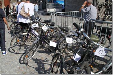 中古自転車販売 Openbare fiets verkoop