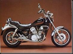 Kawasaki VN750 86