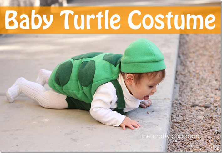 Baby Turtle Costume
