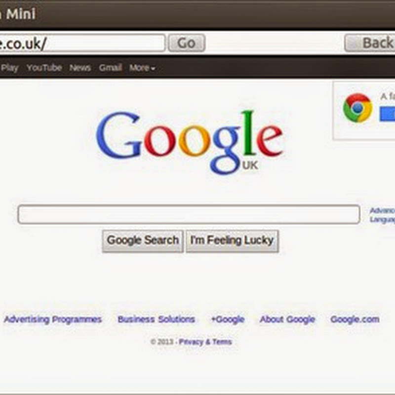 Quantum Mini is a small web browser designed to be used without any hassle.