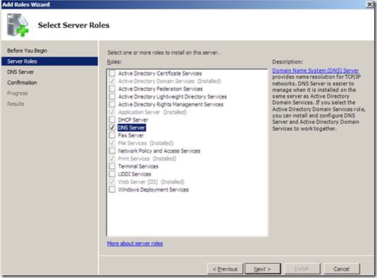 DNS INSTALLATION AND CONFIGURATION (3)