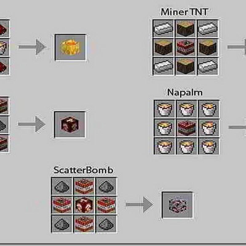 Minecraft 1.3.2 - Nuke TNT Mod