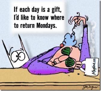 Mondays devolucion