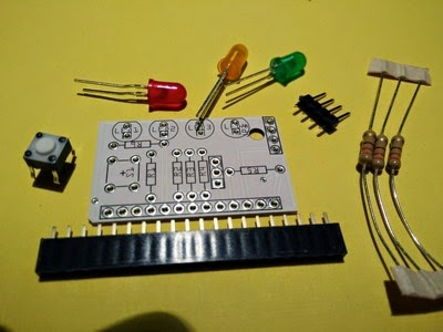 Parts and PCB