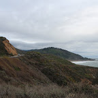 The Pacific Coast Highway.  What an amazing drive