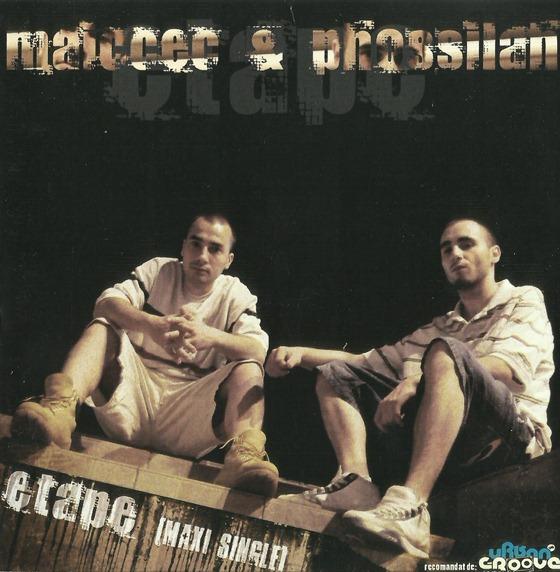 MAICCEC & PHOSSILAH - Etape  (FRONT)