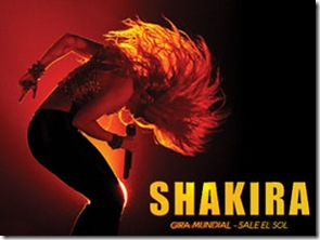 shakira en puebla 2011 concierto