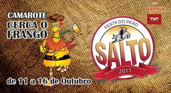 Festa do Peão - Salto 2011