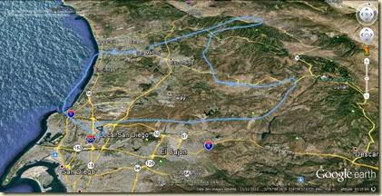 Local San Diego Google Earth