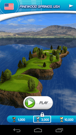 Flick Golf! Free-10