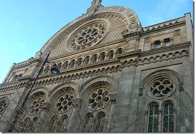 Paris Synagogue