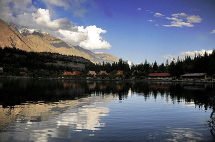 Shangrila-lake