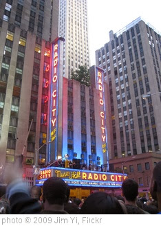 'Radio City Music Hall' photo (c) 2009, Jim Yi - license: http://creativecommons.org/licenses/by-sa/2.0/