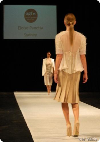 Eloise Panetta  - AGFW Fashion Show 2012 (5)