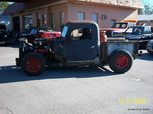 1947 Dodge pickup Rat Rod