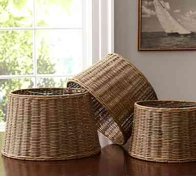 Summer Materials: Rattan & Wicker