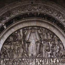 68 - Portada del Juicio Final de San Lazaro de Autum