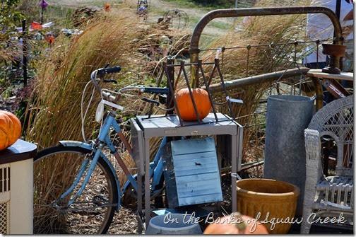 outdoor junk
