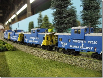 IMG_1035 LK&R Layout at GWAATS in Portland, OR on February 19, 2006